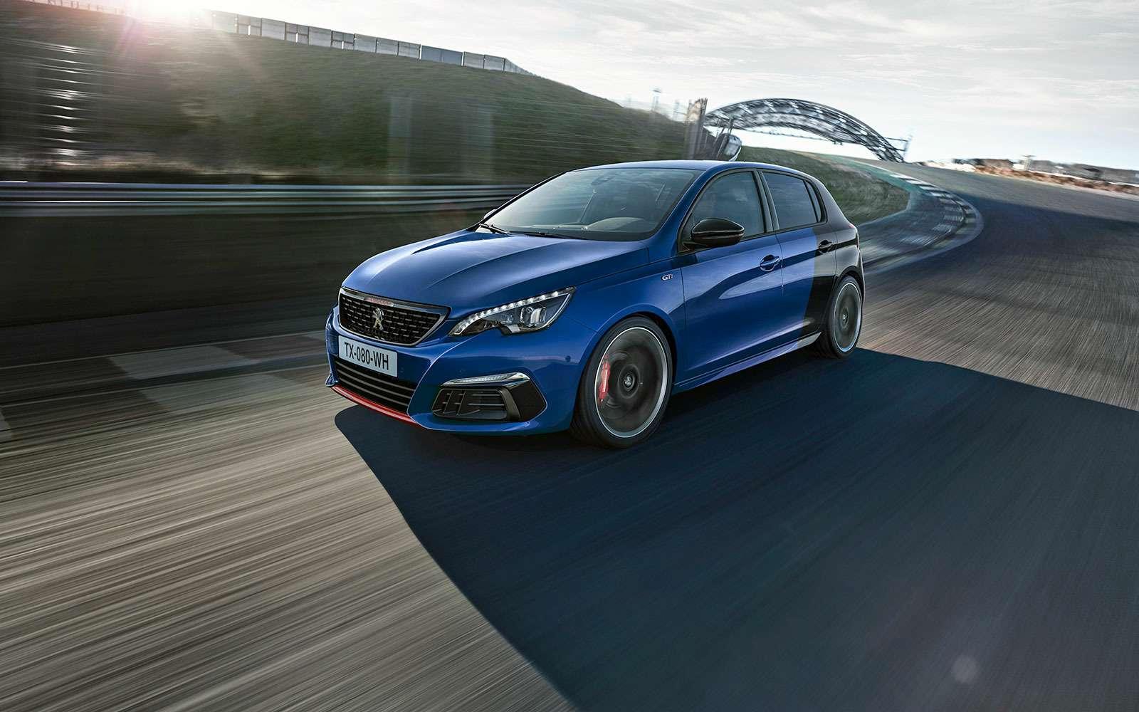 Обновленный Peugeot 308: что принес рестайлинг