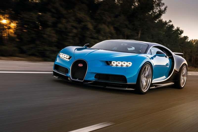 Навсе— минута: насколько быстрым оказался Bugatti Chiron?