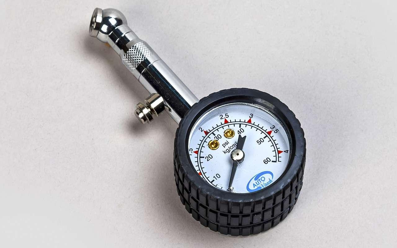 Выбираем шинный манометр— подешевле ипоточнее— фото 900979