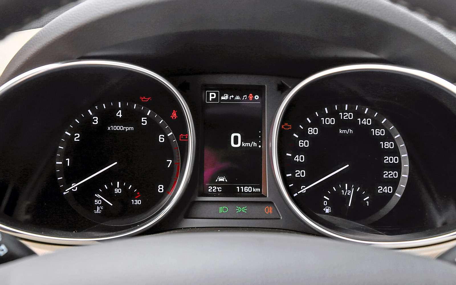 Новый Nissan Murano против конкурентов: длинные рубли— фото 691692