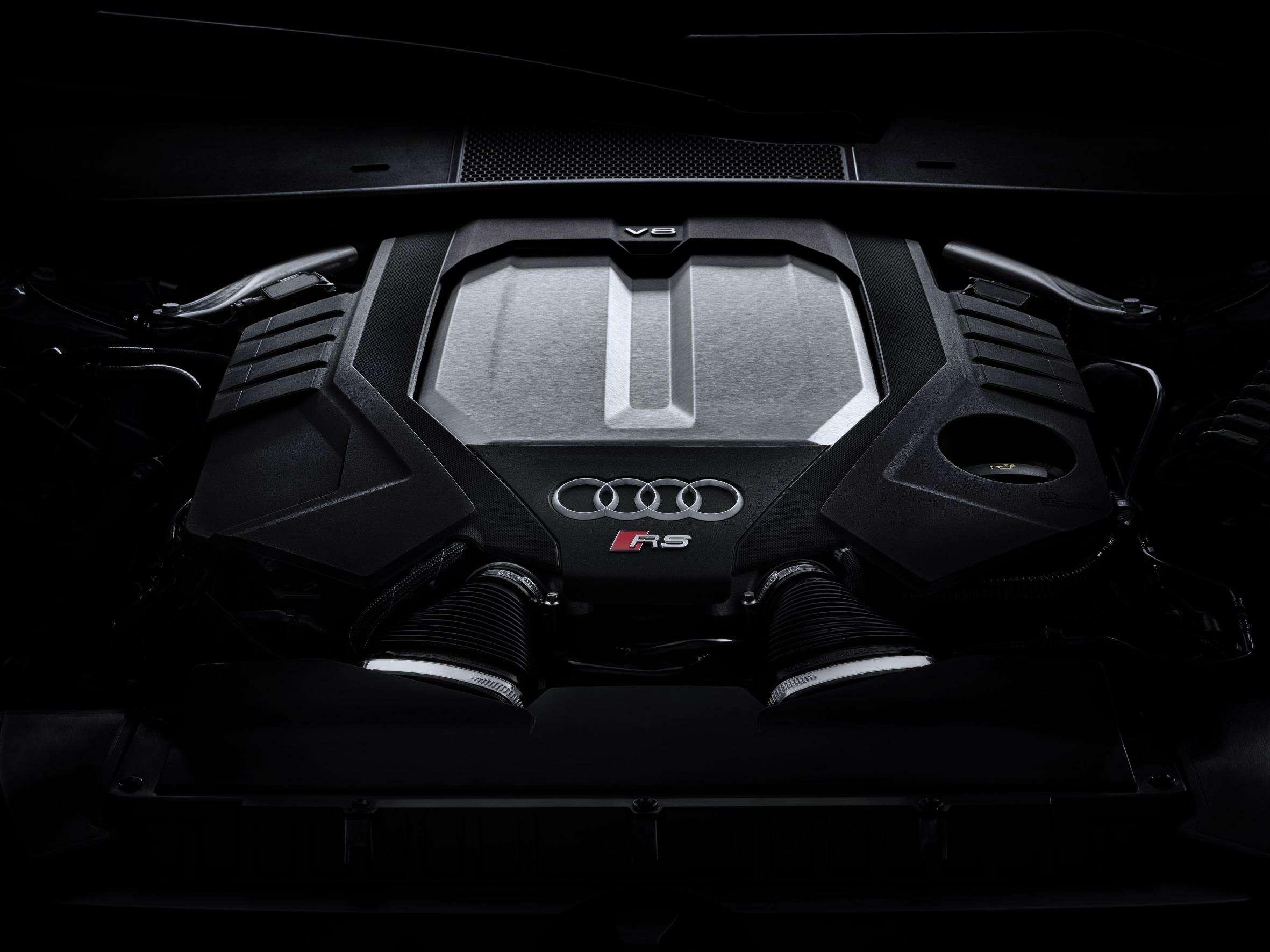 Audi сделала 600-сильный универсал A6с фарами отA7— фото 993278