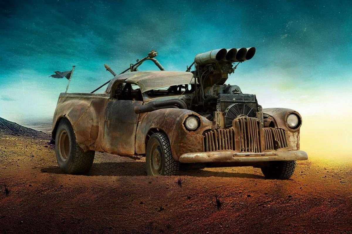 Машины из кинофильмов