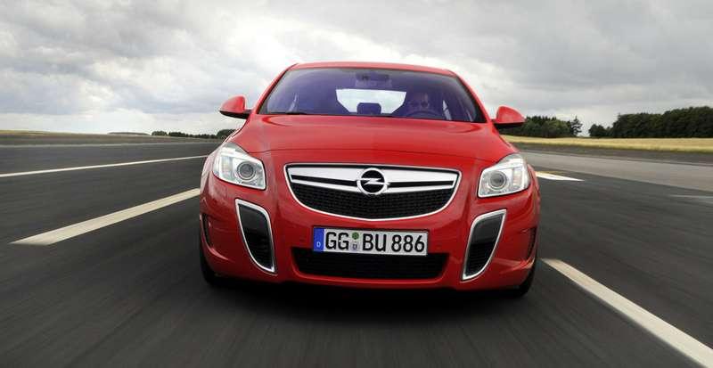Opel Insignia стал доступен соснятым ограничителем