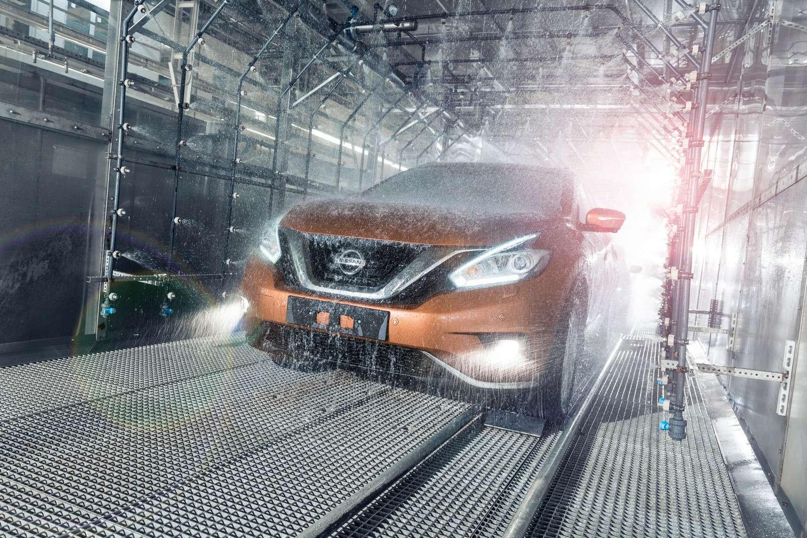 Новый Nissan Murano начали собирать вРоссии— фото 600524