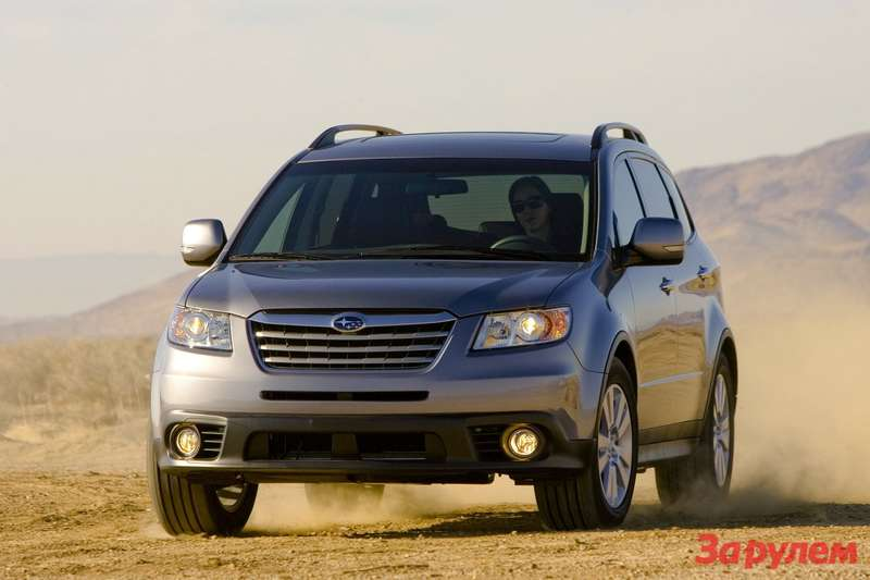 Subaru Tribeca 2008 1600x1200 wallpaper 04