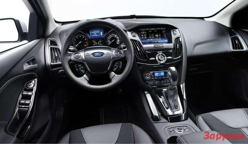 Ford Focus 2012 модельного года