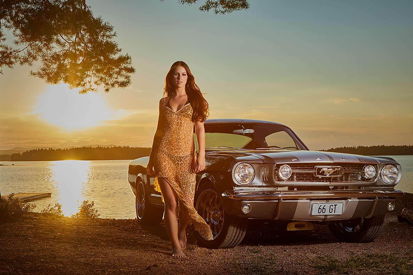 Календарь Miss Tuning 2019: масл-кары иодна красотка— фото 912618
