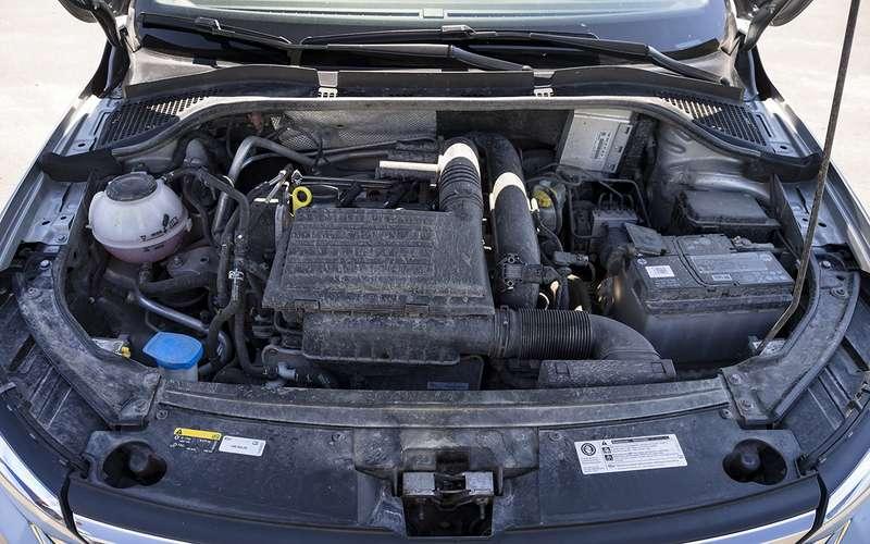 VWPolo после 20000км: грязь вдвигателе иглюки вэлектронике