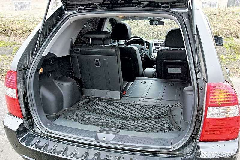 Тест Jeep Compass, Kia Sportage. Смешать, ноневзбалтывать— фото 70570