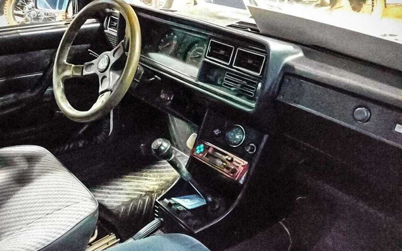 Продается автомобиль Медведева— ВАЗ-2107за 650 тыс. рублей— фото 1005527