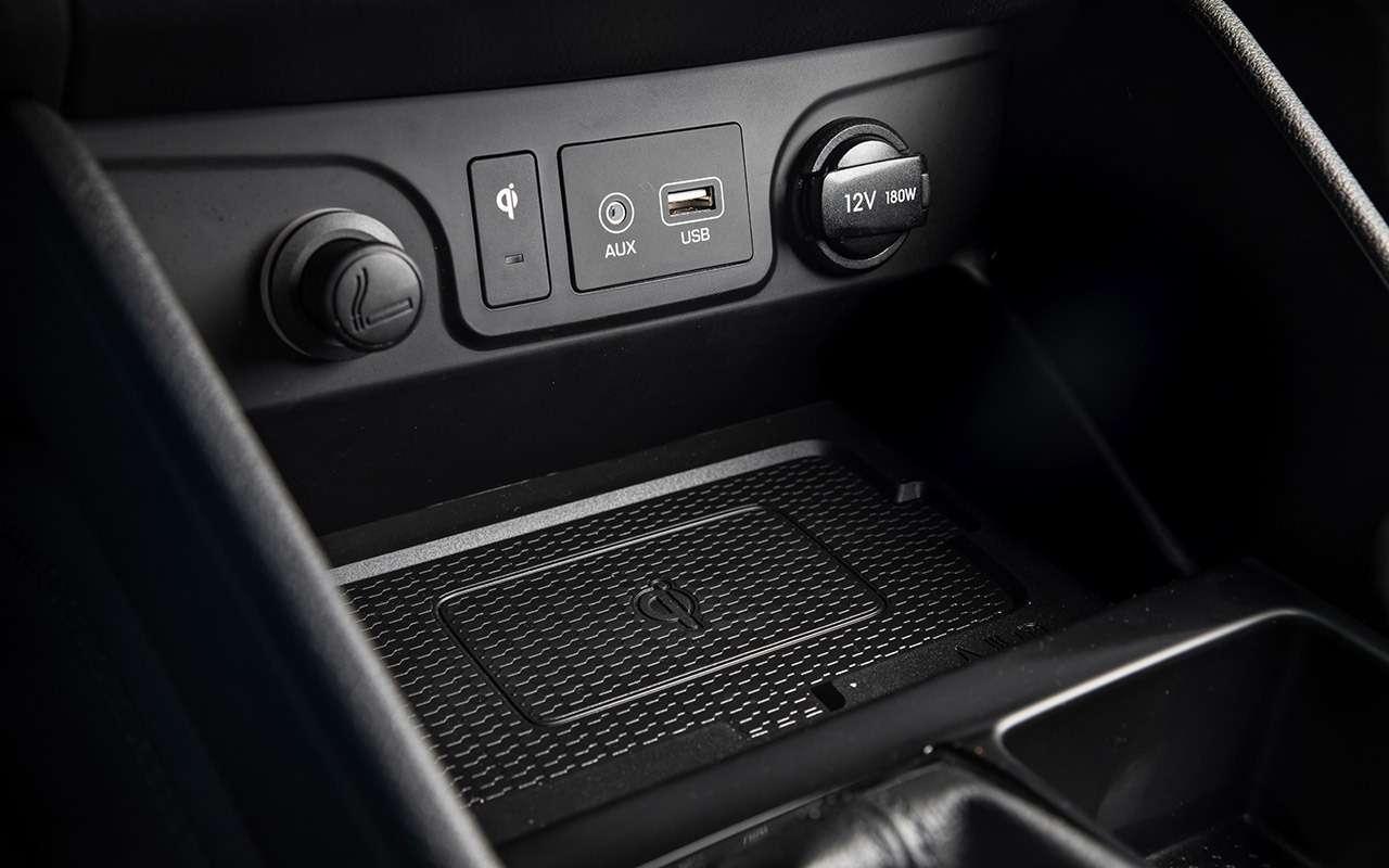 Тест-драйв обновленного Hyundai Tucson: новый автомат, цены прежние (нупочти)— фото 905731