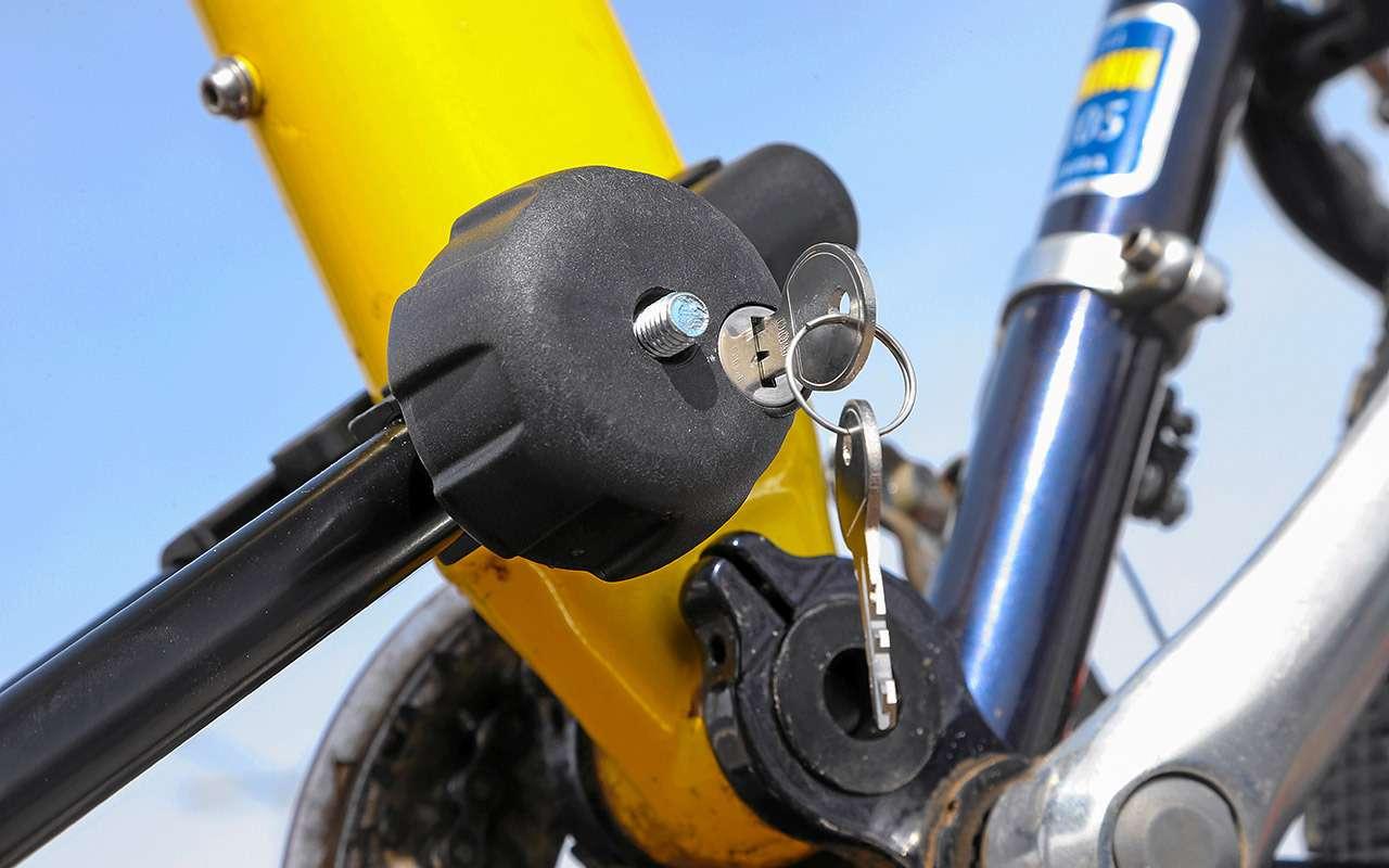 Какой велобагажник лучше?— фото 867878