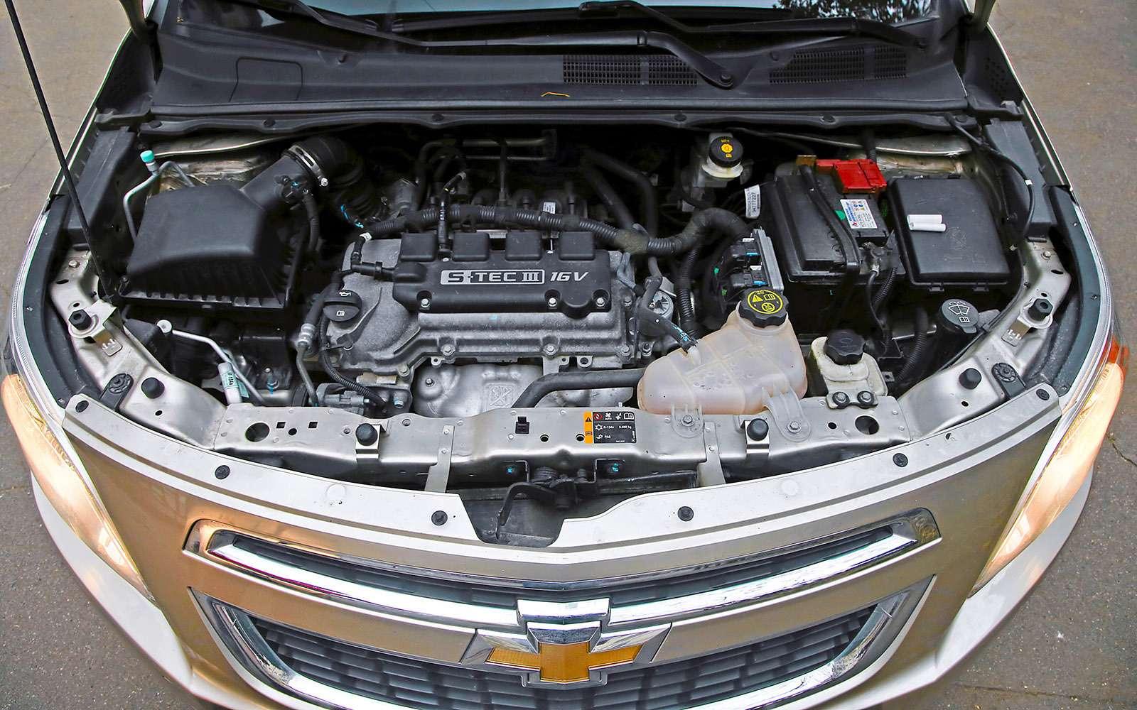 Chevrolet Cobalt после 68тыс. км: дневник домового— фото 670420