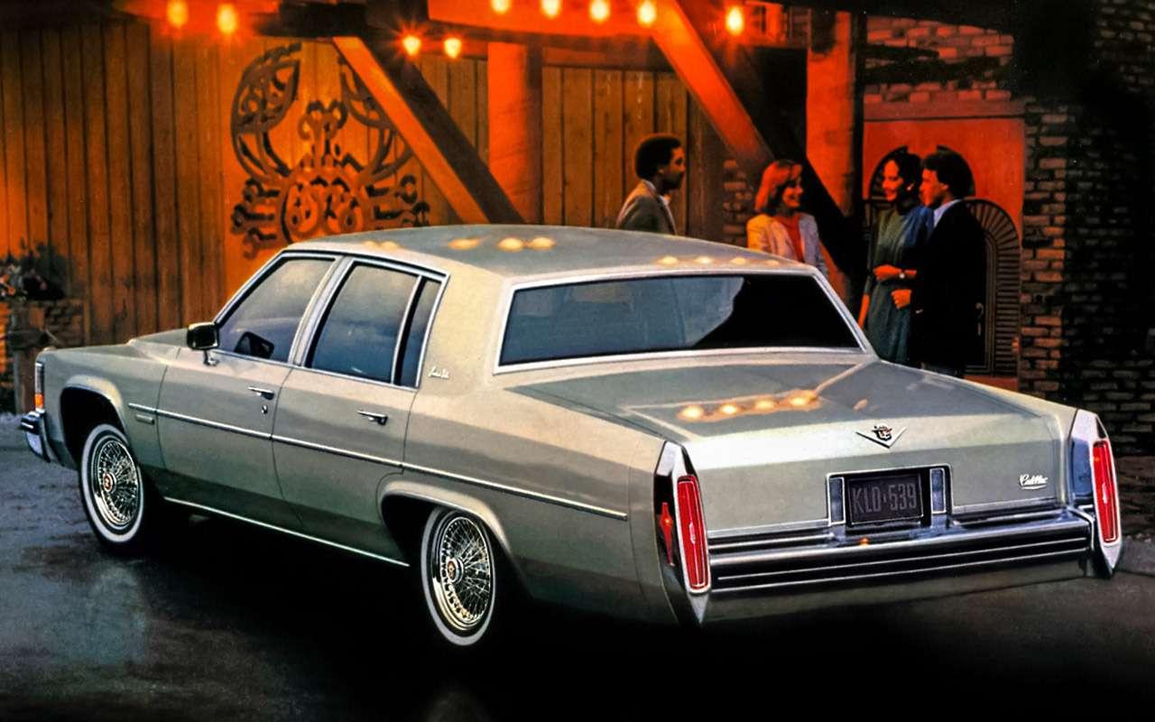 Тест самого дешевого кроссовера Cadillac. Сдизелем, кстати!— фото 1220521