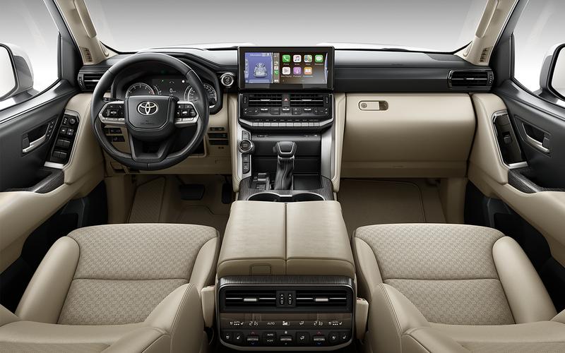 Toyota Land Cruiser 300: прием заказов и цены