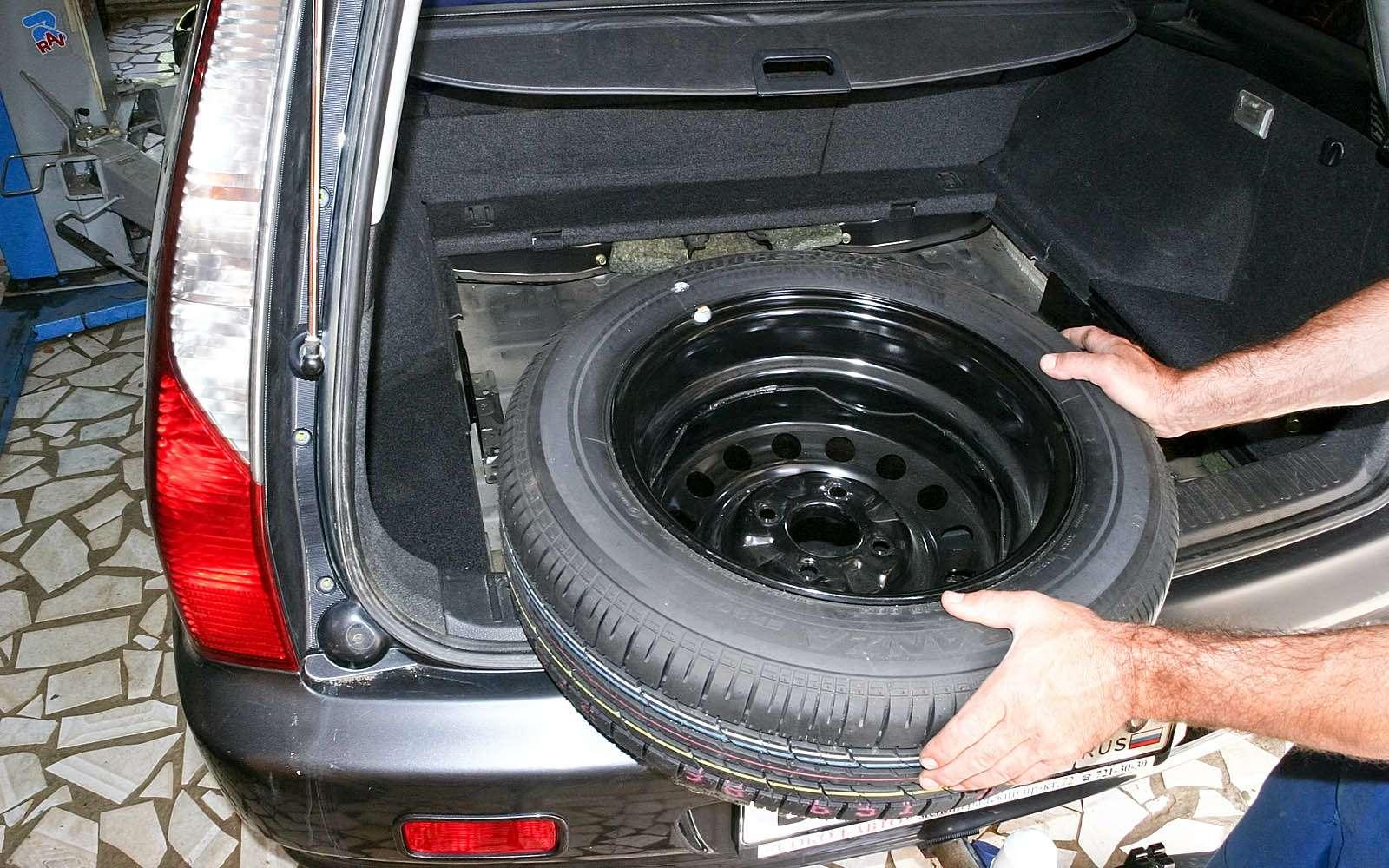 Новые ответы НАМИ— про заниженную подвеску, скрытые номера ибольшие колеса— фото 778462