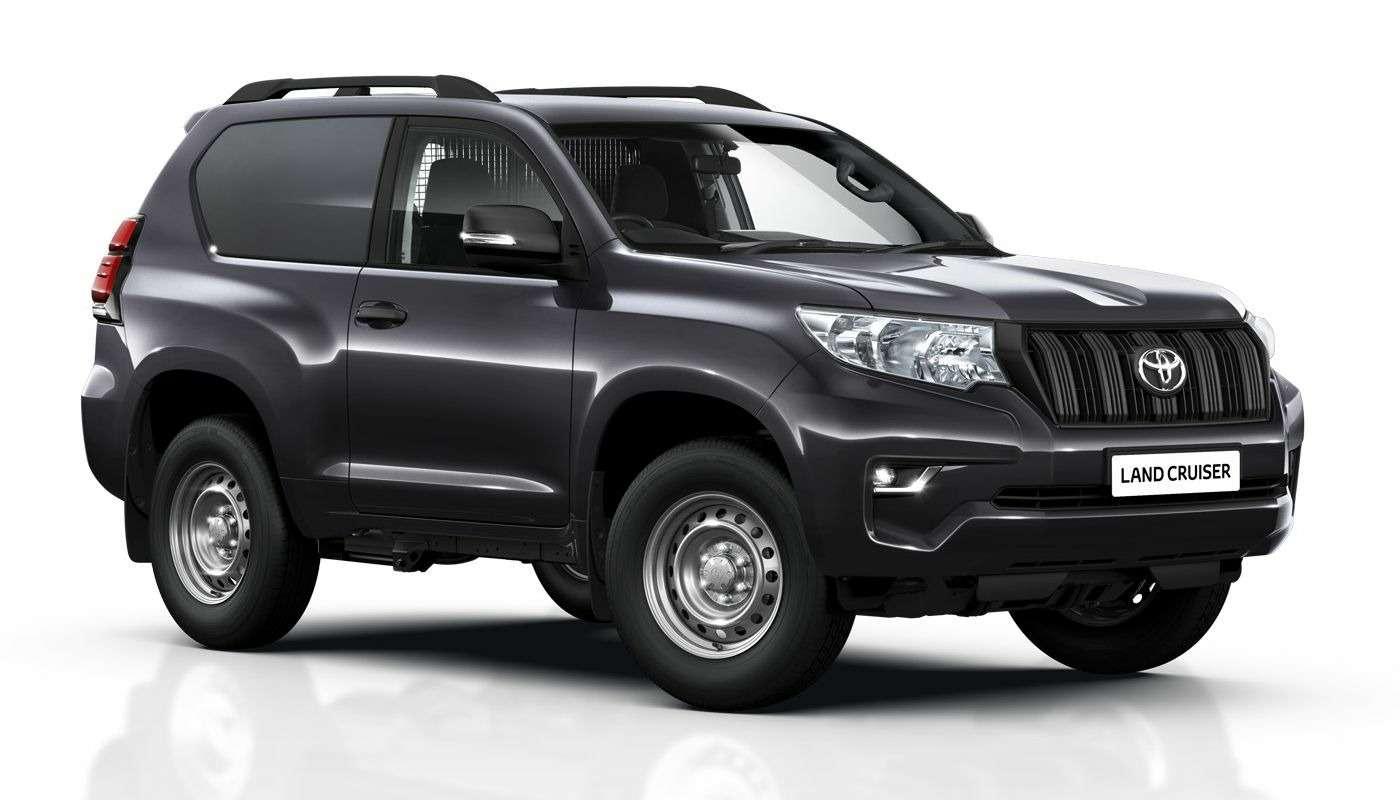 Toyota представила бюджетную версию внедорожника Land Cruiser Prado— фото 861939