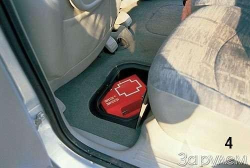 Тест Renault Scenic RX4. Мини-вэн смакси-возможностями— фото 28595