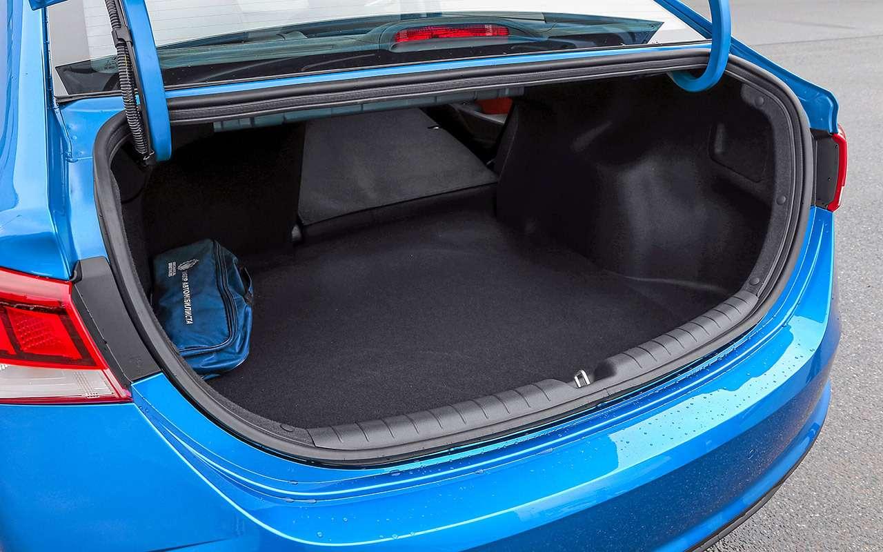Hyundai Solaris 2020: всё, что изменилось— фото 1103308