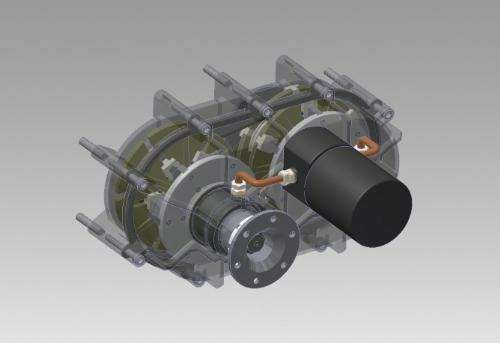 Dutch Invent Gearbox Without Gear