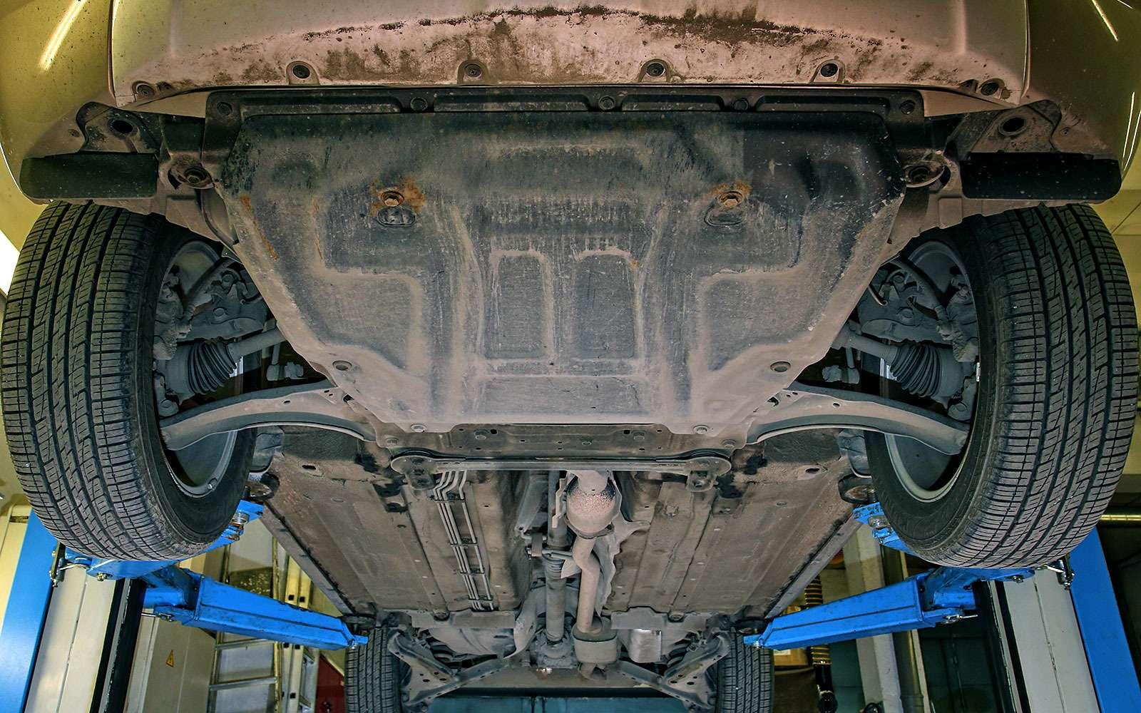 Чемновый Renault Koleos лучше старого— фото 763904