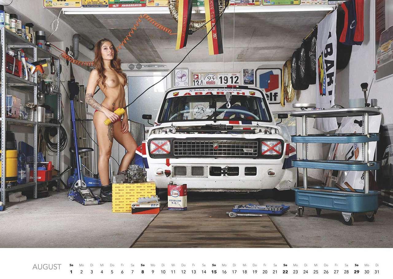 Мечты механика: девушки наавтосервисе (18+)— фото 1198676