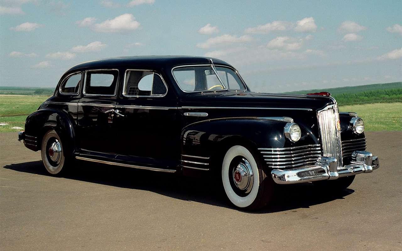 Самые редкие серийные автомобили СССР— фото 868834