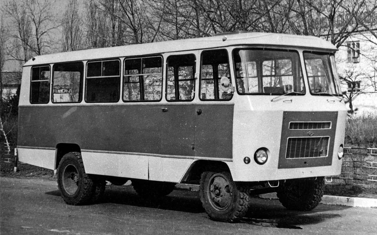 Гибрид УАЗа сГАЗом идругие малоизвестные серийные автомобили СССР— фото 933348