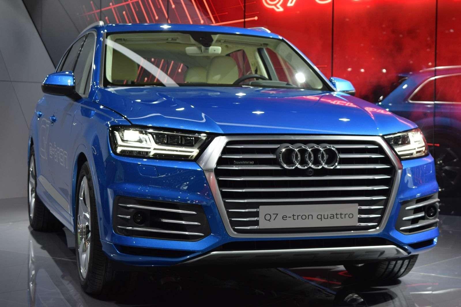 Новый Audi Q7будет стоить вРоссии от3,63млн рублей— фото 369184