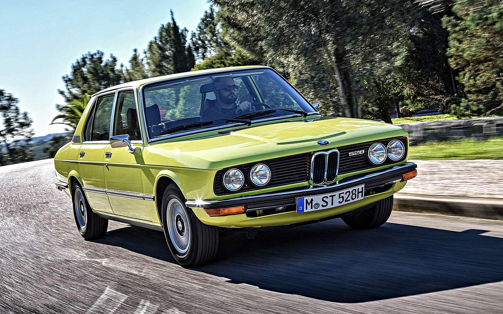 BMWЕ12