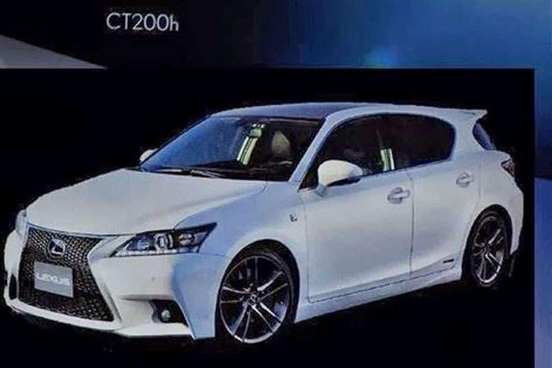 Lexus CT200 h