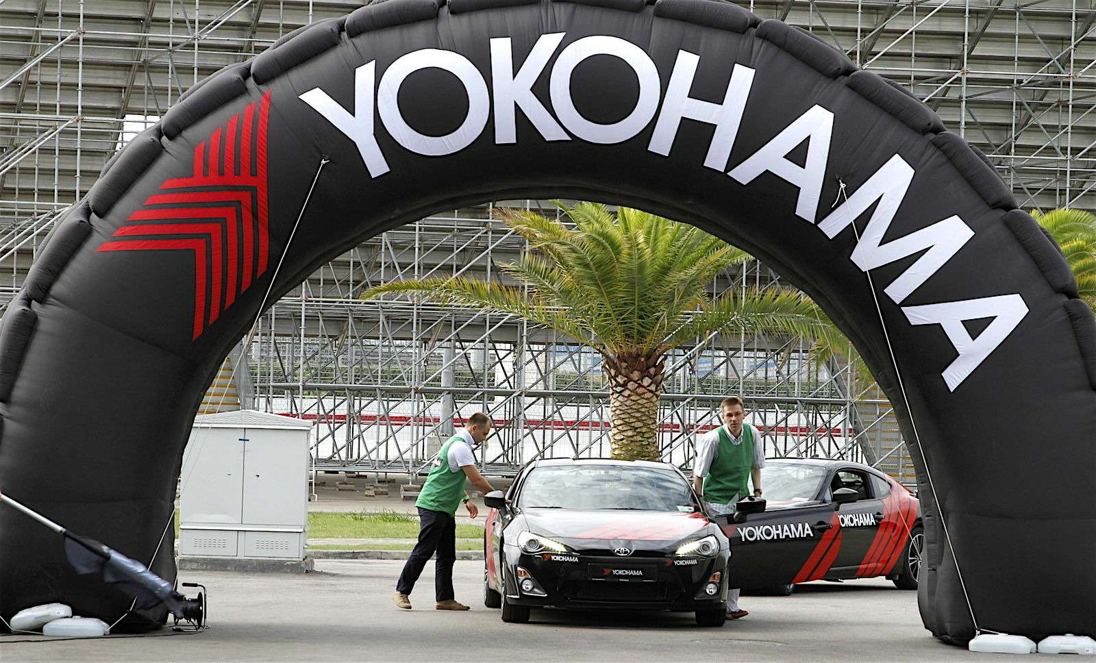 Оператив ЗР: тест новых летних изимних шин Yokohama— фото 632200