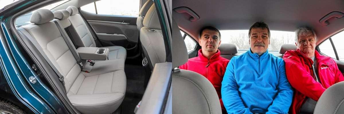 Новые Corolla иElantra плюс С4: большой тест седанов С‑класса— фото 970548