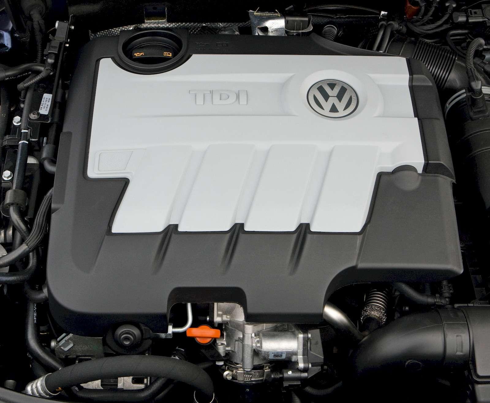 Volkswagen Passat/Passat Variant BlueTDI/TDI-Motor (105kW/ 143PS)