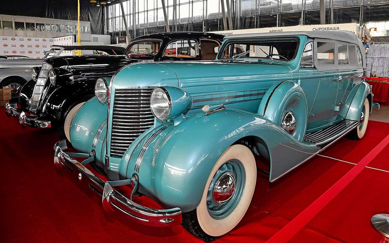 Неизвестные автомобили СССР: родстер, пикап, кабриолет...— фото 961795