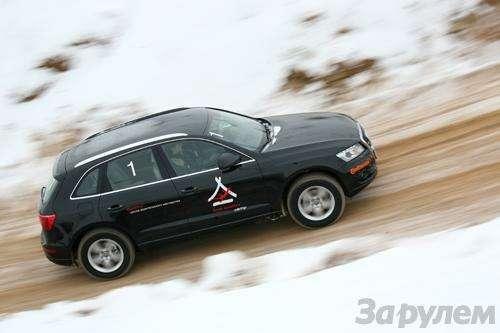 Audi quattro Camp: Q5в своей стихии (ВИДЕО)— фото 6106
