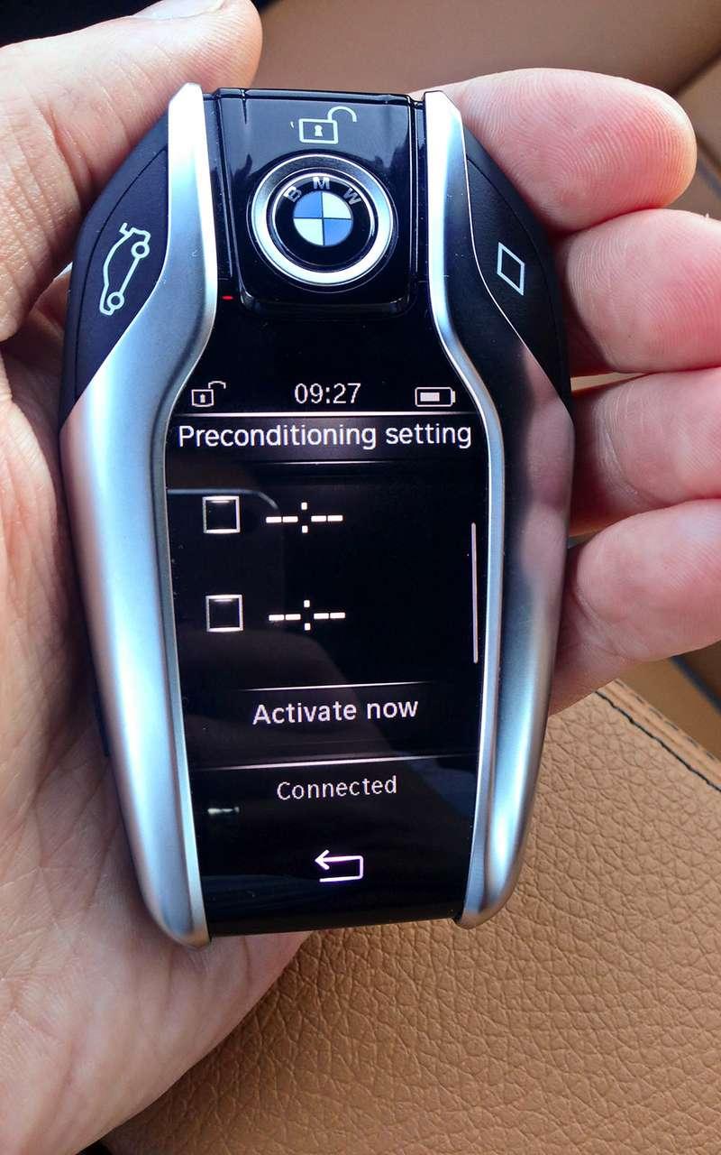 Тест новой «пятерки» BMW: большой брат