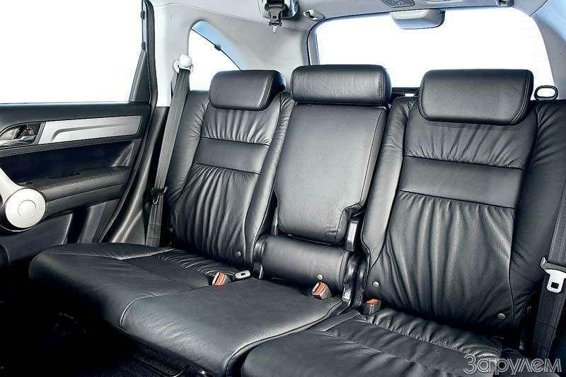 Тест Honda CR-V. Вверх потечению— фото 70536