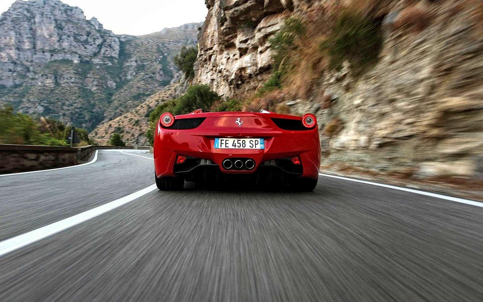 Рейтинг стран посуровости наказаний запревышение скорости— фото 775718