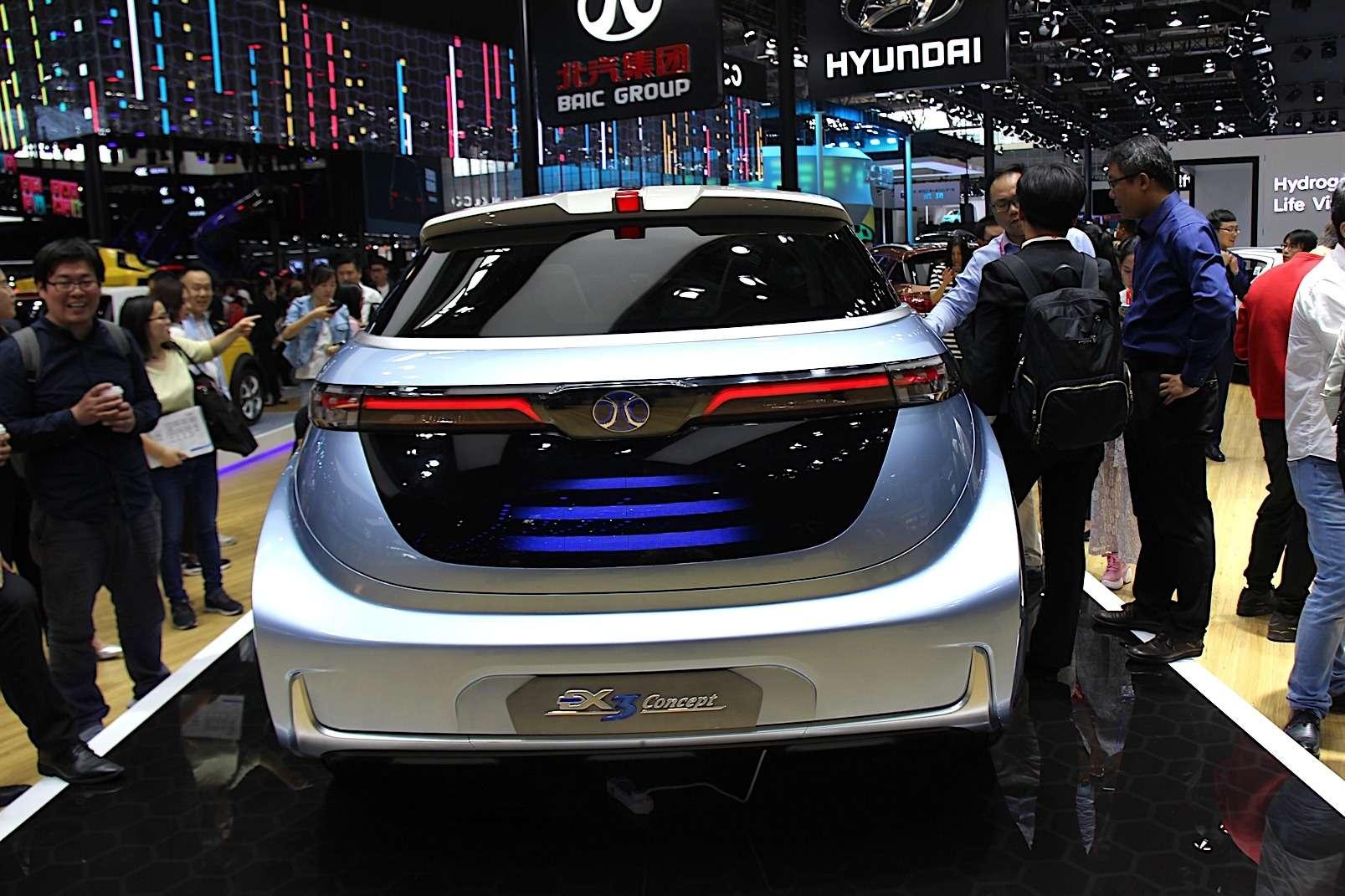 Уходим отплагиата? Что показали китайцы наПекинском мотор-шоу— фото 866008