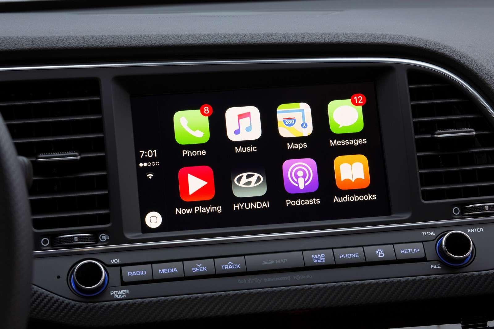Hyundai Elantra Sport: принимай, Америка, мультилинк!— фото 607942