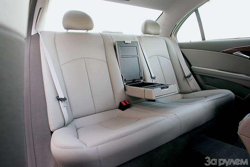 Тест Citroen C6, Honda Legend, Volvo S80, Mercedes-Benz E.НАЧЕМ ПОЕХАТЬ ВРИГУ?— фото 68766