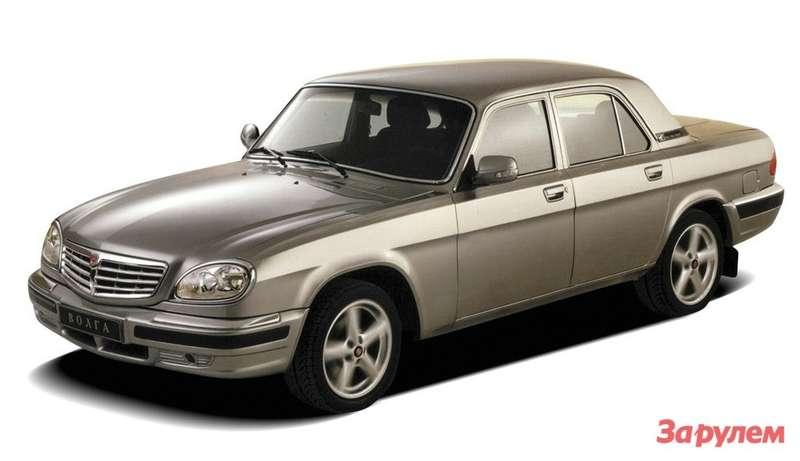 ГАЗ-31105-581(2007-2010)