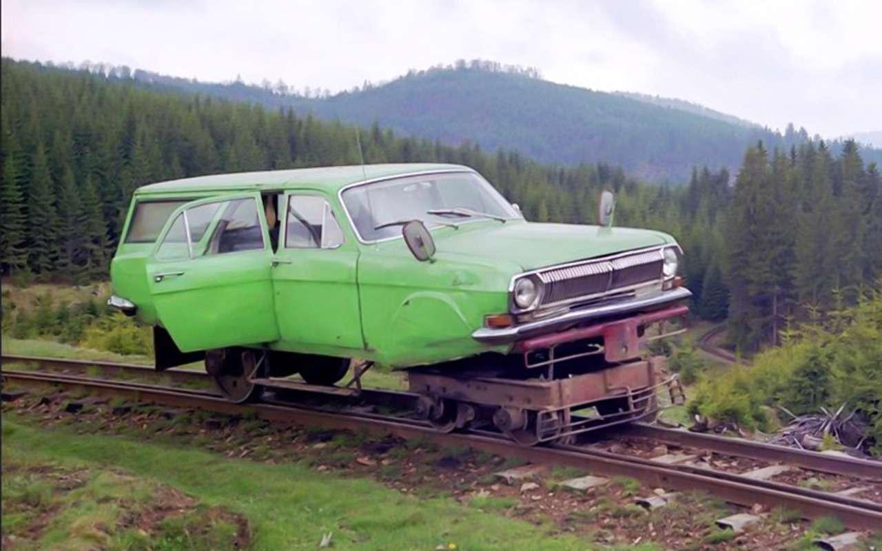 Неизвестная Волга — 15редчайших версий ГАЗ-24— фото 988791
