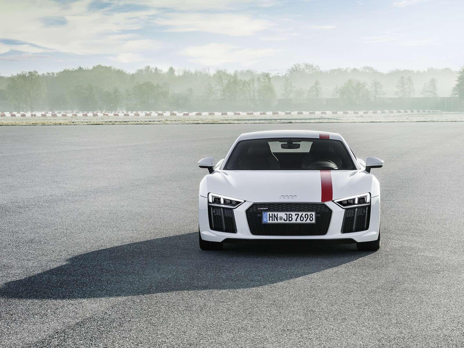 Audi показала свою первую заднеприводную модель— фото 793559