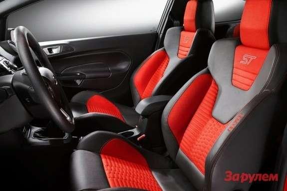 Ford Fiesta STinside 2