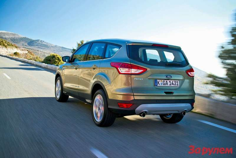 All New Ford Kuga 1