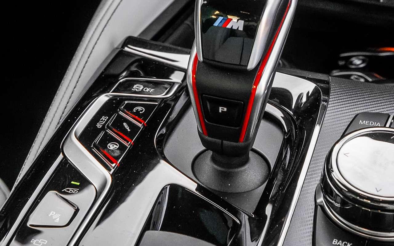 Новый BMW M5— теперь сполным приводом!— фото 876079