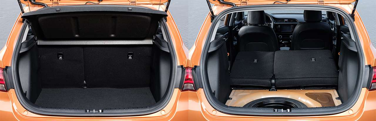 KiaRio X-Line— первый тест-драйв— фото 814998