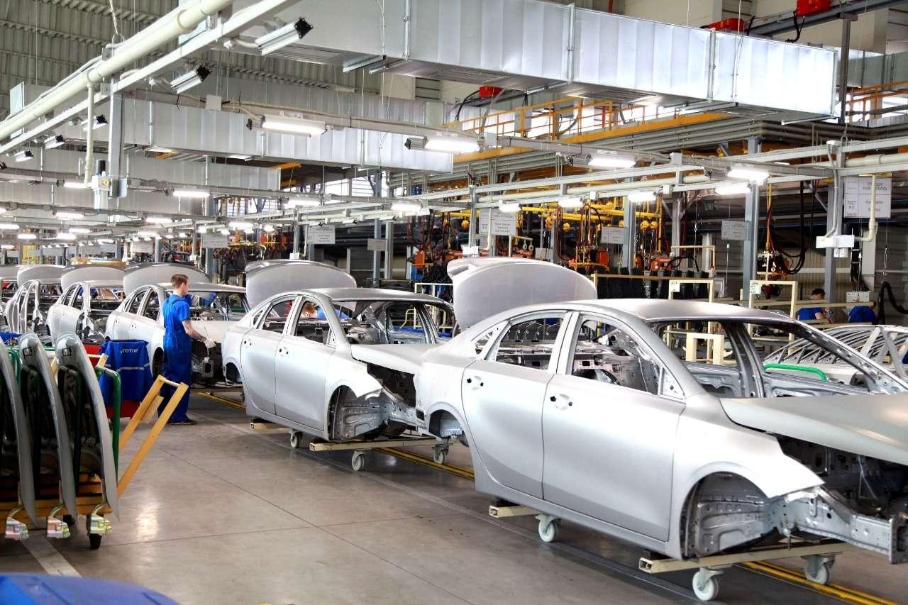 Новый Kia Cerato уже производят на«Автоторе»